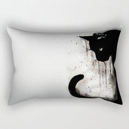 The tail Rectangular Pillow