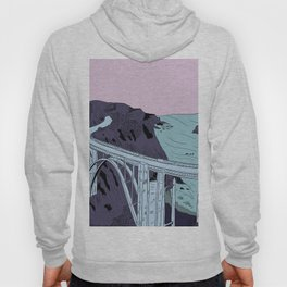 Bixby Creek Bridge Hoody