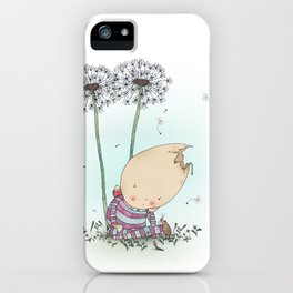 Walls and Falls iPhone Case