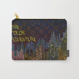 The Color Adventure in The Mistic Areas Carry-All Pouch