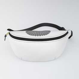 Ruth Bader Ginsburg Dissent Collar Fanny Pack