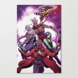 Hooked on A Feeling Canvas Print