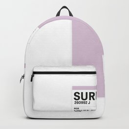 Sure. - Colour Card Backpack