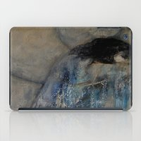 imagerybydianna iPad Cases featuring dreaming in tennyson's tower by Imagery by dianna