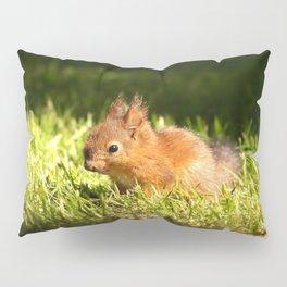 Cute Squirrel Cub #decor #society6 Pillow Sham