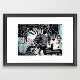 ILYMTYWEK Framed Art Print