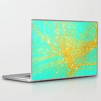 sparkle Laptop & iPad Skins featuring sparkle  by haroulita