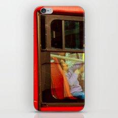 TRANSPORT OF BOGOTA COLOMBIA (TransMilenio). iPhone & iPod Skin