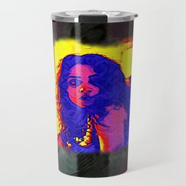 Apprehension Travel Mug