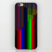 pivot iPhone & iPod Skins featuring R Experiment 3 (quicksort v1) by X's gallery