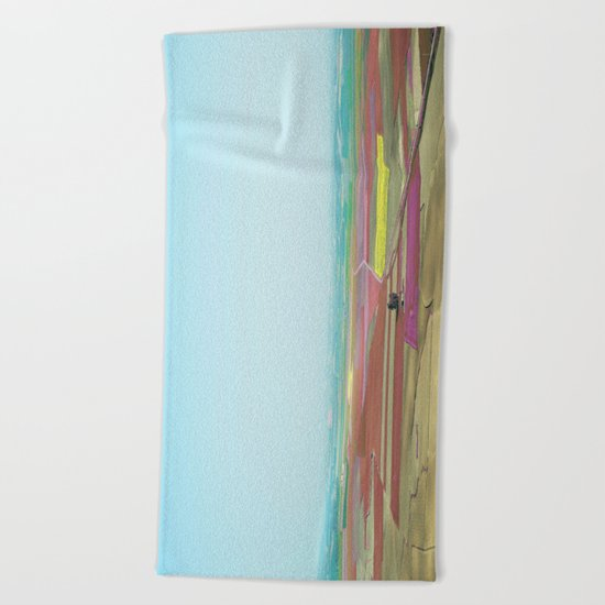 Dreamland Beach Towel