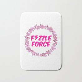 Fizzle Force Bath Mat