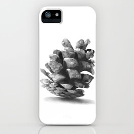 Pine Cone iPhone Case