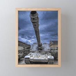 Retired warriors Framed Mini Art Print