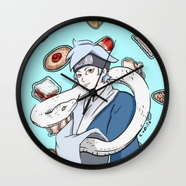 Mitsuki Wall Clock