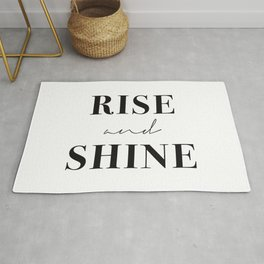 Rise and Shine Rug