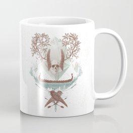Ghosts of Scandinavia. Iceland. Coffee Mug