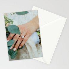 Diamond Engagement Ring Stationery Cards