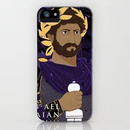 Hadrian iPhone Case