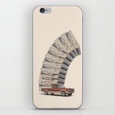 Pop Topped iPhone & iPod Skin