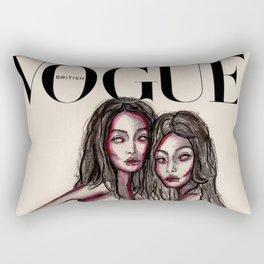 HADID Rectangular Pillow