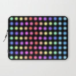Disco Lights Laptop Sleeve