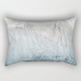 Aerial View Rectangular Pillow
