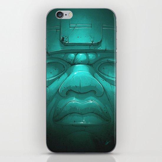 Olmeca III. iPhone Skin