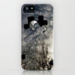 Sky Surrealism. iPhone Case