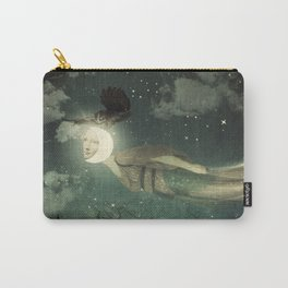 The Owl That Stole the Moon Carry-All Pouch