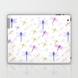 Dragonfly Pattern Laptop & iPad Skin