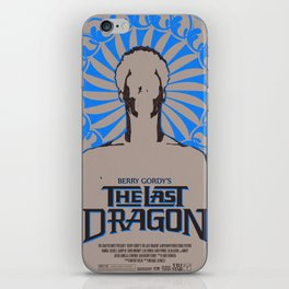 The Last Dragon iPhone Skin