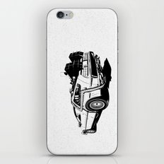 DeLorean / BW iPhone & iPod Skin