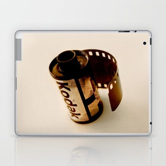 The last kodak film Laptop & iPad Skin