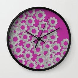 Laberint Wall Clock