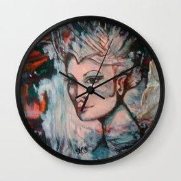 FAIRIE QUEEN Wall Clock