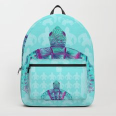 Tomas in Aqua Backpack