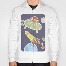 space flying Hoody