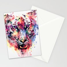 Eye Of The Tiger Stationery Cards