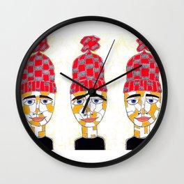 The Projectors Wall Clock