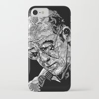 hunter s thompson iPhone & iPod Cases featuring Hunter S Thompson by Andy Christofi