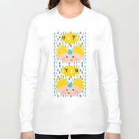 arnold Long Sleeve T-shirts featuring Hey! Arnold by Carly Watts