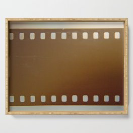 Film roll color Serving Tray