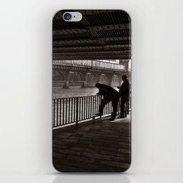 Autumnal Symphony of a Metropolis iPhone Skin