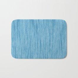 Crinkle in Blue Bath Mat