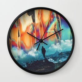 Crystalspace Wall Clock