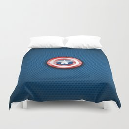 shield Duvet Cover