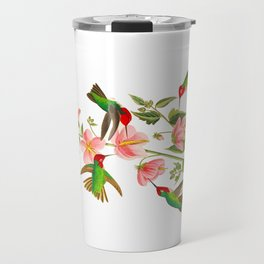 Columbian Hummingbird Travel Mug