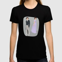 Pride and prejudice | Elizabeth and Darcy T-shirt