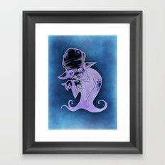 Lil Nosferatu Framed Art Print